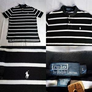 Men's Polo Ralph Lauren Colorblock Striped shirt L